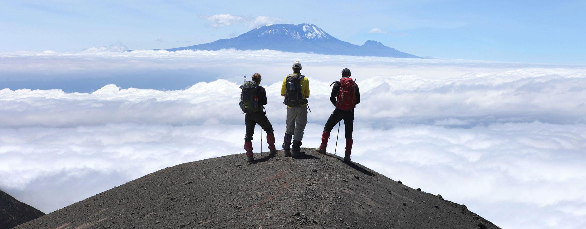 Join Kilimanjaro Group