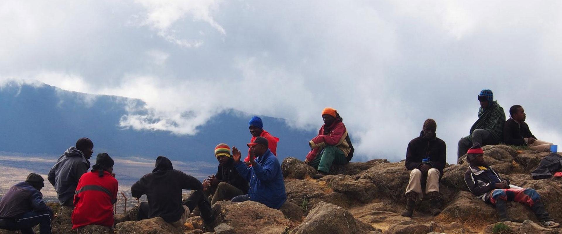 Kilimanjaro Climbing Experience